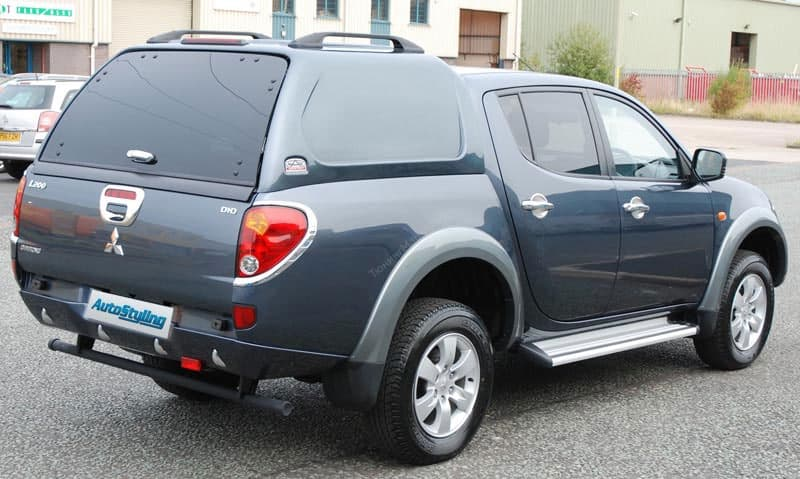 Кунг Maxtop Series 1 Full Option для Mitsubishi L200
