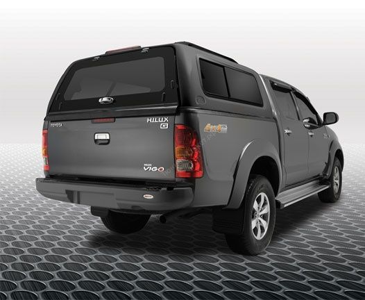 Кунг Maxtop Series 2 Full Option для Toyota Hilux